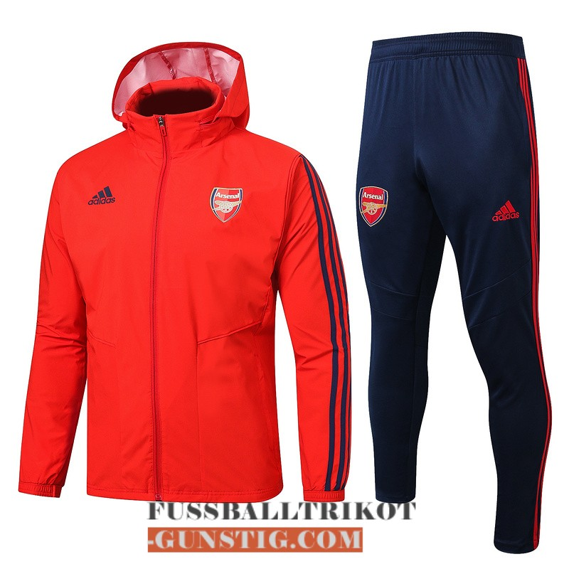 2019-2020 windbreaker rot fc arsenal