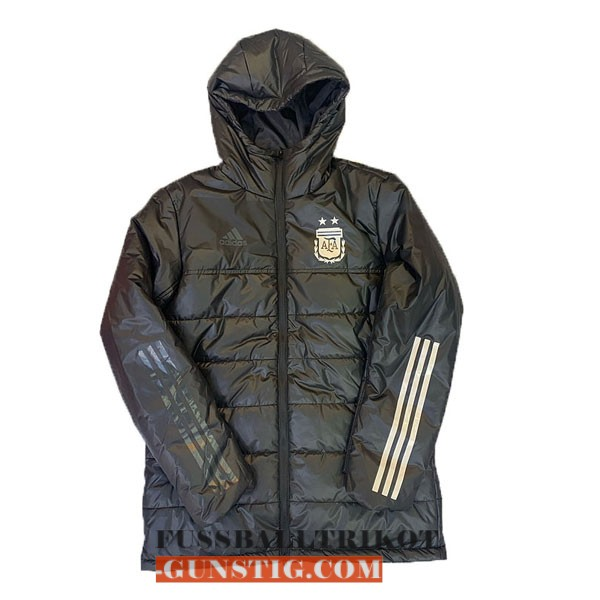 2020-2021 schwarz argentinien winter jacket