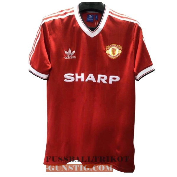trikot 1983-1984 manchester united retro alternativ