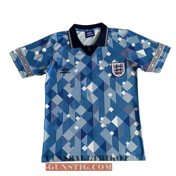 trikot 1990-1992 england retro alternativ