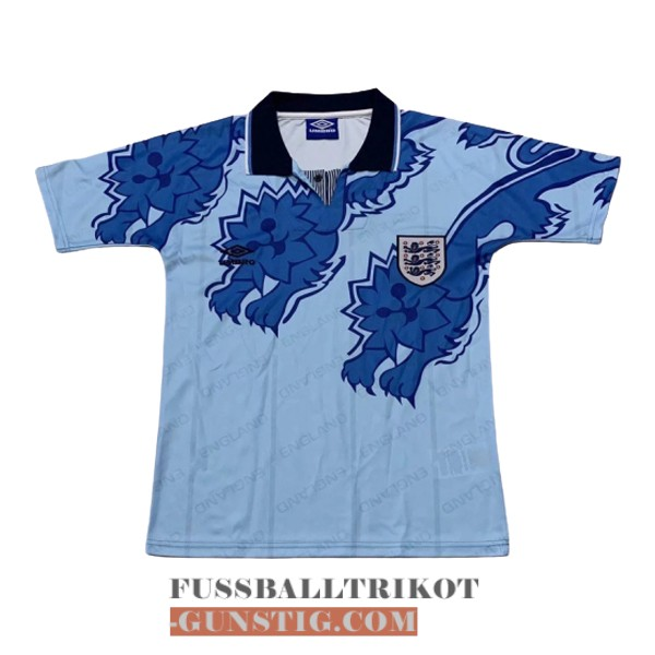 trikot 1992-1993 england retro alternativ