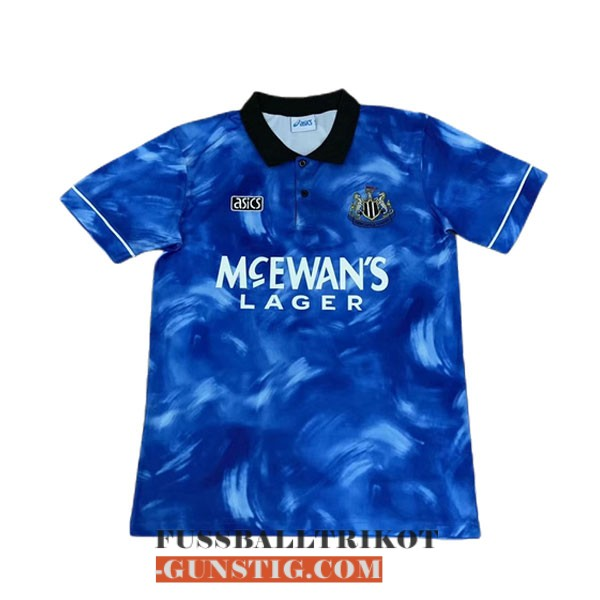 trikot 1993-1995 newcastle united retro auswarts