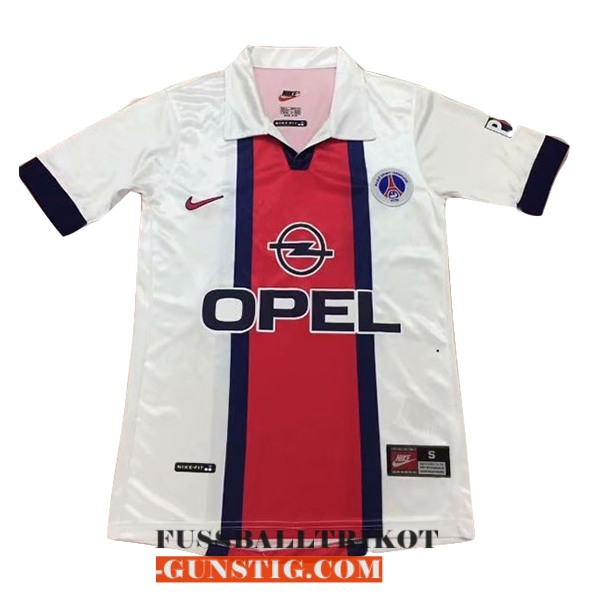 trikot 1998 paris saint-germain retro auswarts