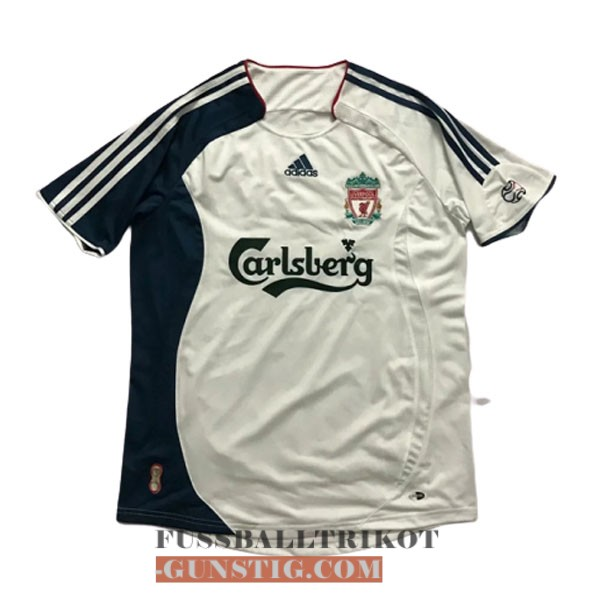 trikot 2006-2007 fc liverpool retro alternativ