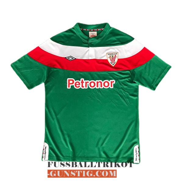 trikot 2011-2012 athletic bilbao retro auswarts