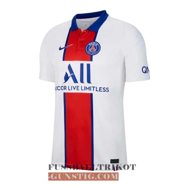 trikot Paris saint-germain 2020-2021 auswarts