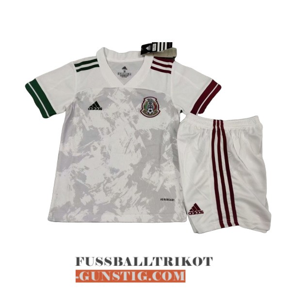 trikot auswarts 2020 kinder kit mexiko