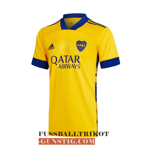 trikot boca juniors 2020-2021 alternativ