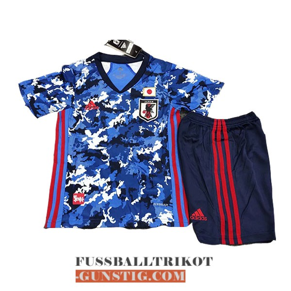 trikot heim 2020 kinder kit japan