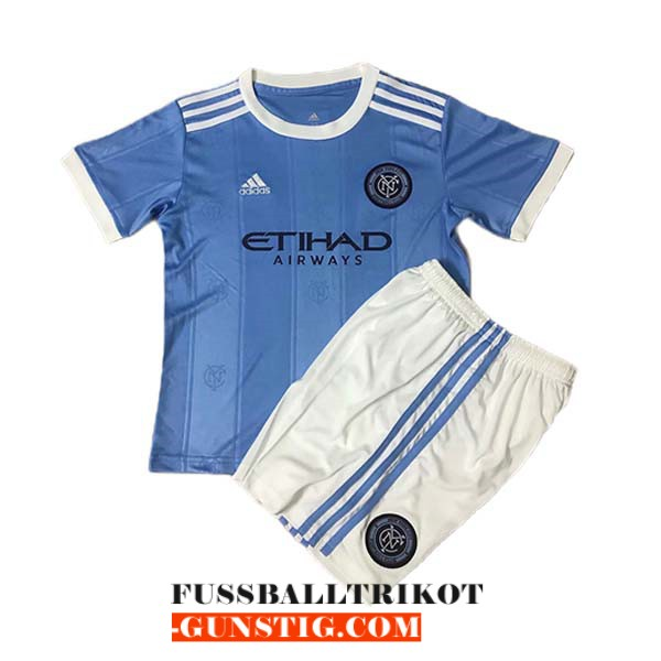 trikot heim 2021-2022 kinder kit new york city fc