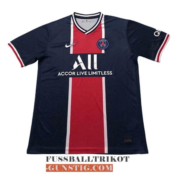 trikot paris saint-germain 2020-2021 heim