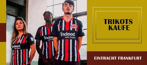 Eintracht Trikot 2021